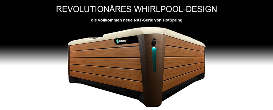 Revolutionäres Whirlpool-Design